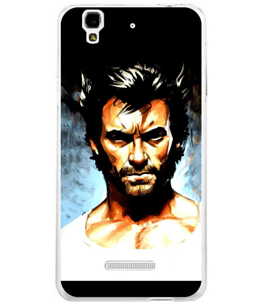 Micromax YU YUREKA Printed Cover By Snooky