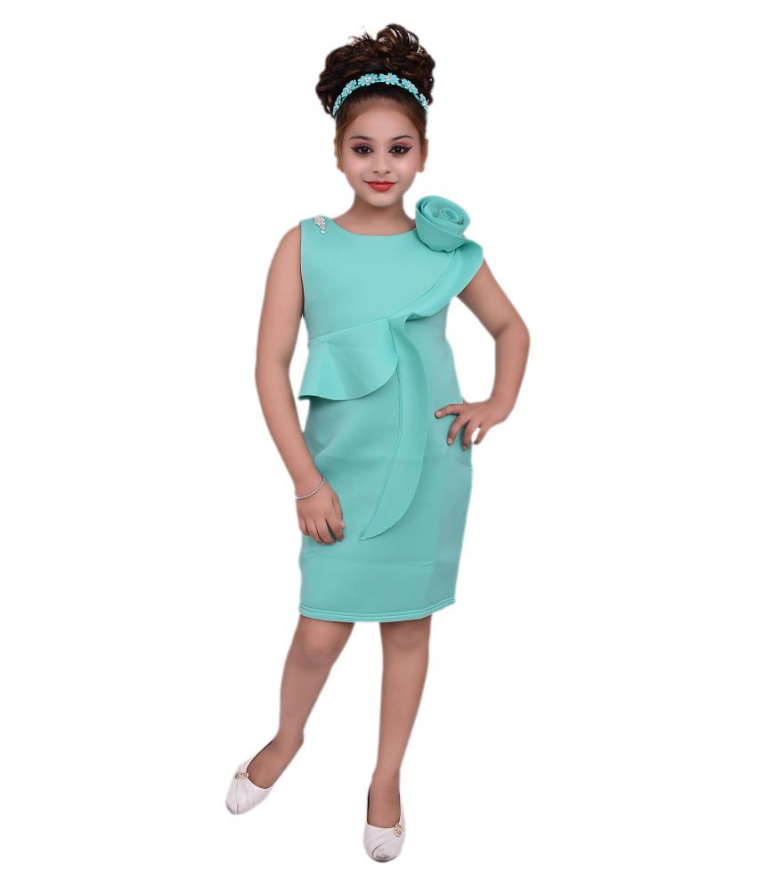 Gungun Creations Fawn Short Gown Party Wear Girl Dress Buy Gungun