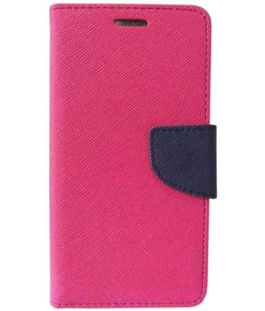 the latest d1eec b88c9 Samsung Galaxy J5 Pro Flip Cover by Zocardo - Pink