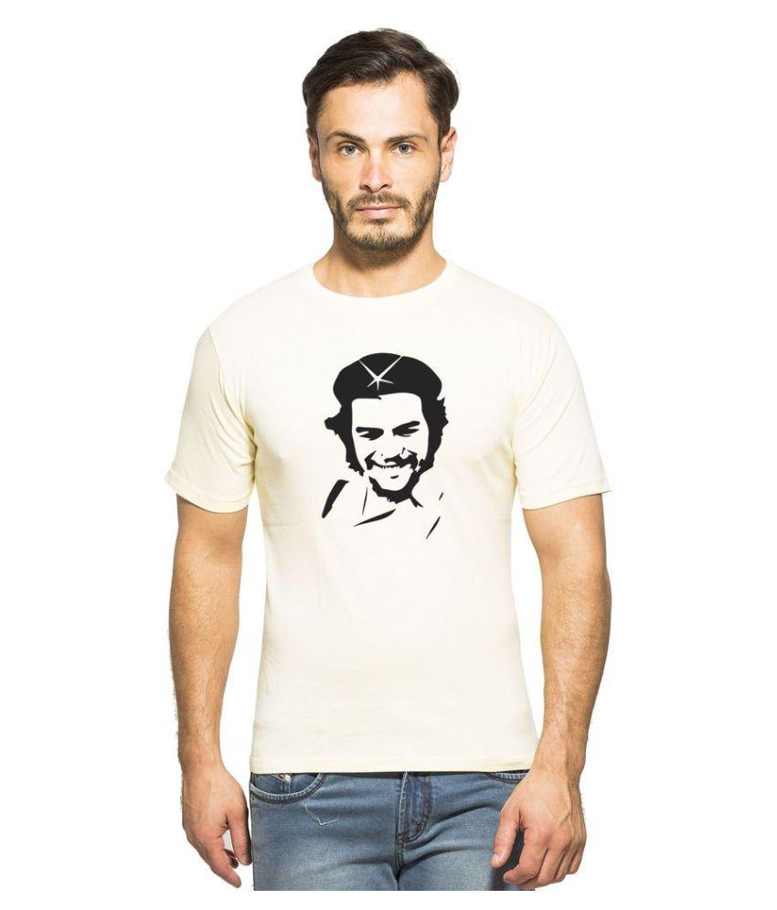 clifton Off-White Round T-Shirt