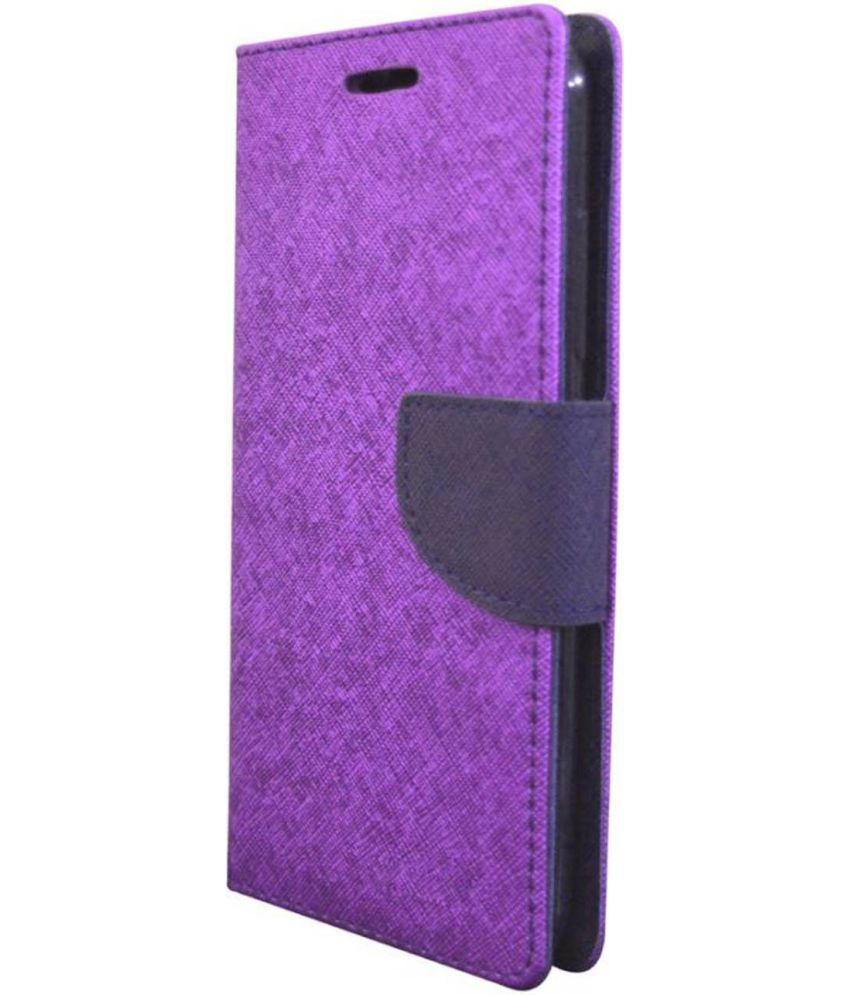 d06762e547 Samsung Galaxy J7 Max Flip Cover by Cel - Purple - Flip Covers Online at  Low Prices | Snapdeal India