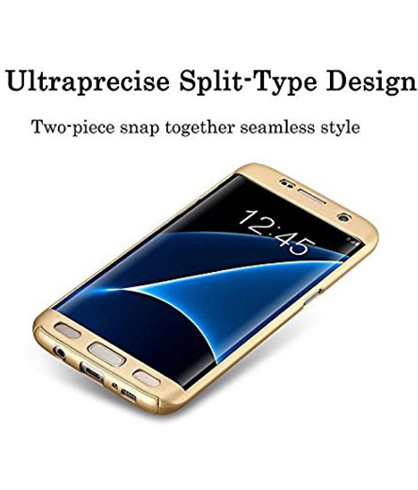 best sneakers f7928 1624d Samsung Galaxy J2 Pro Hybrid Covers IPAKY - Golden