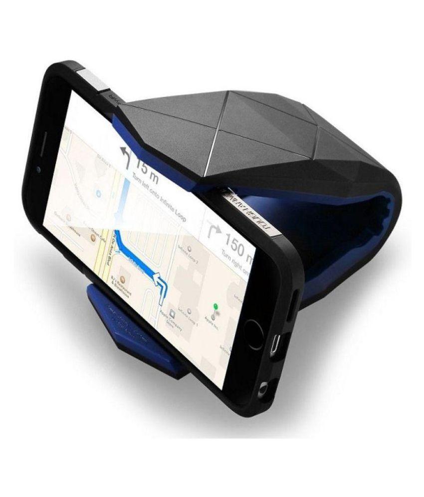 Shopizone Car Mobile Holder Vertical Clip for Other Surfaces - Black ...