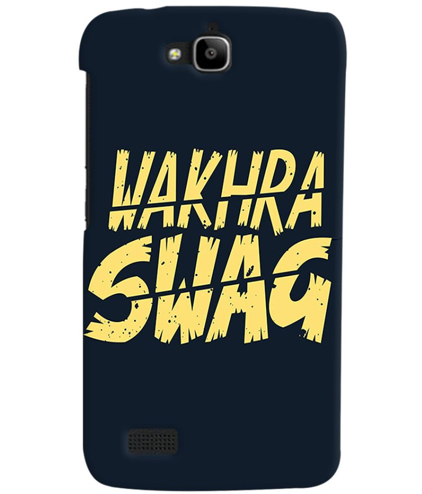 Huawei Honor Holly Printed Cover By Case King