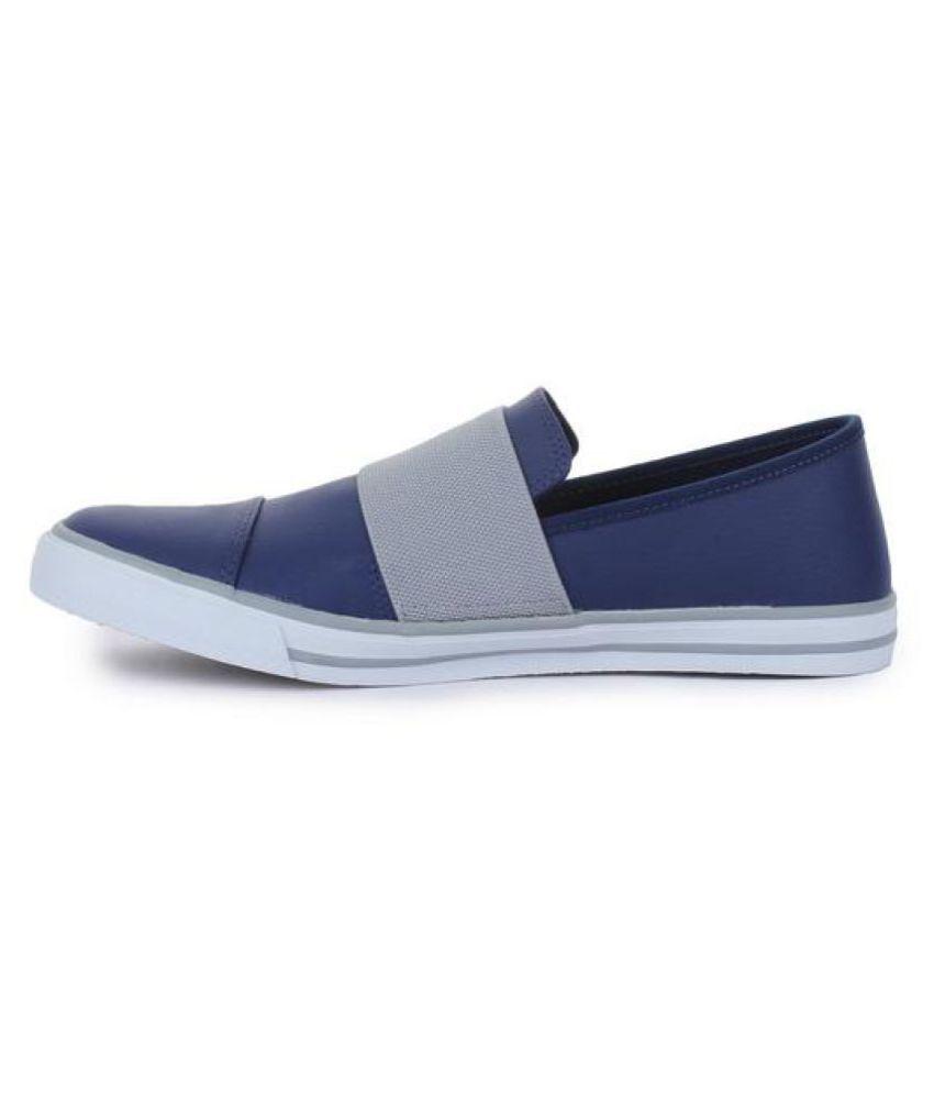 377bec81386206 Puma Alpha Slip on SL IDP Sneakers Blue Casual Shoes - Buy Puma ...