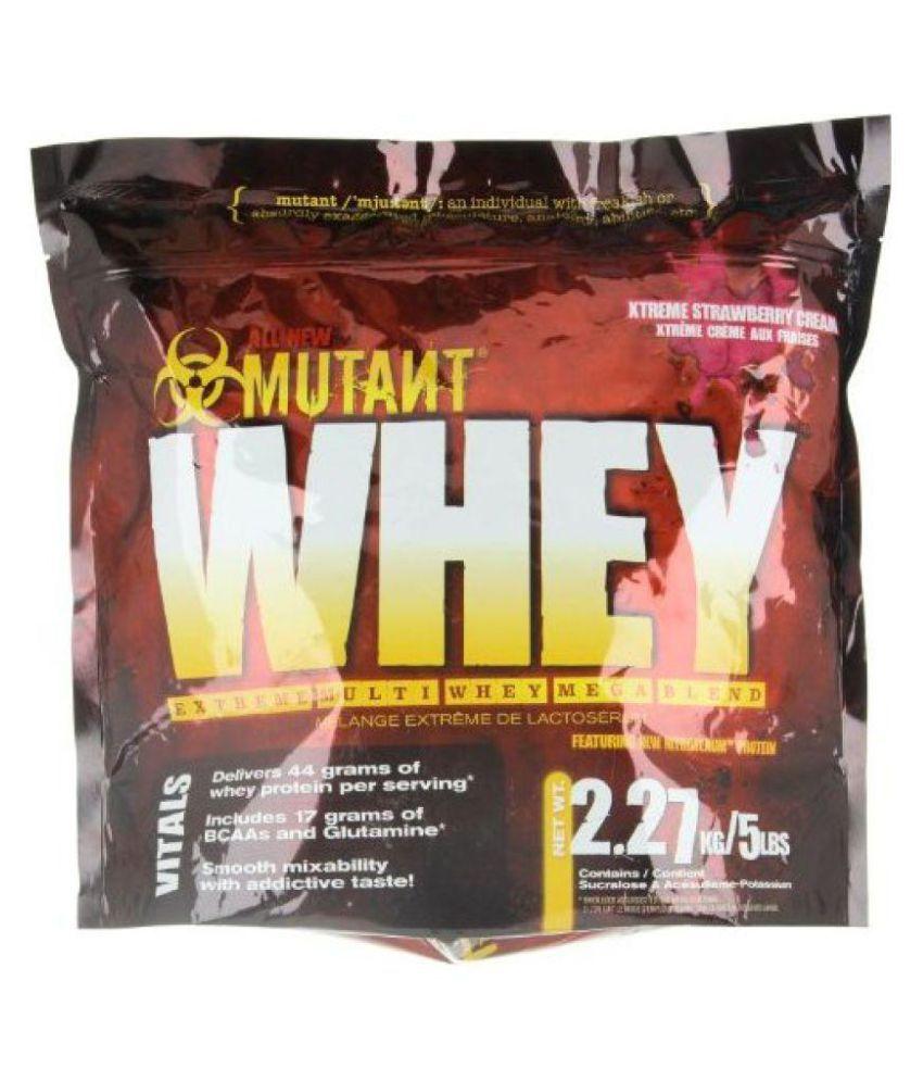 ... Mutant whey protein 5 lb ...