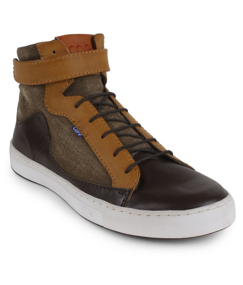 CORE' ESPANA Brown Casual Boot