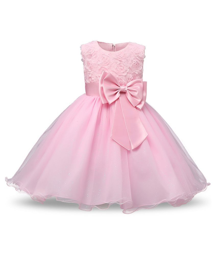 0254ab7f3d538 ... Newborn Baby Dress Kids Party Wear Princess Costume For Girl Tutu Bebes  Infant 1 2 Year ...