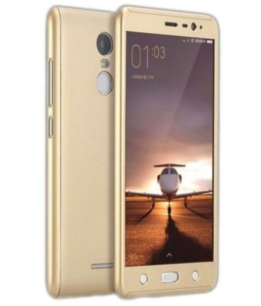 Samsung Galaxy J7 Nxt Plain Cases Bright traders - Golden
