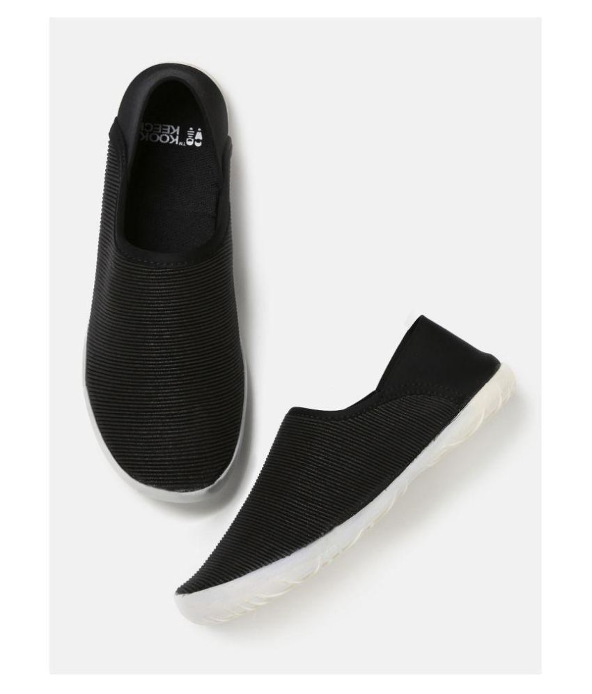 a992e6c79a4 kook n keech Black Casual Shoes Price in India- Buy kook n keech Black  Casual Shoes Online at Snapdeal