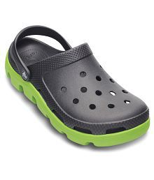 Crocs Gray Clogs