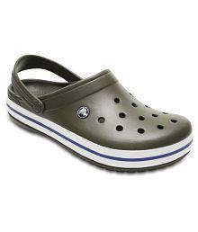Crocs Green Clogs
