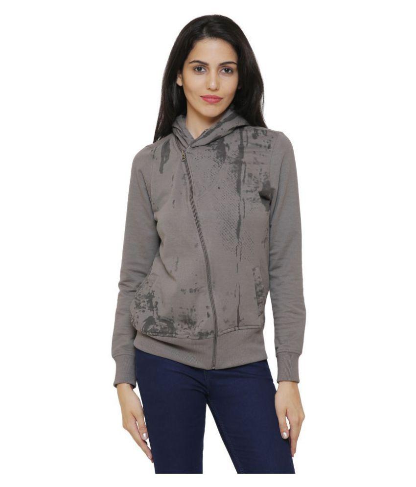 Maggivox Cotton Hooded Sweatshirt