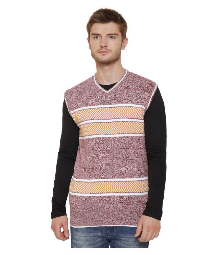 Maggivox Multi V Neck Sweater