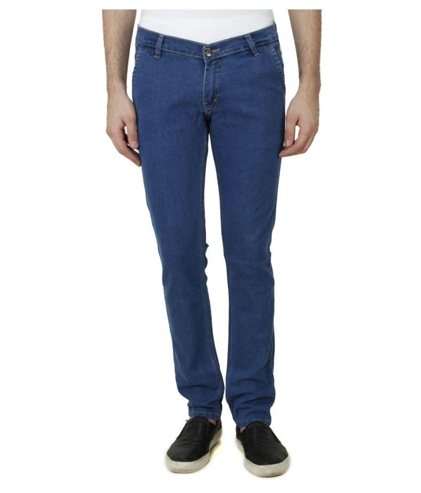 5ACE Dark Blue Slim Jeans