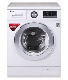 LG 6.5 Kg FH0G6WDNL22 Fully Automatic Fully Automatic Front Load Washing Machine