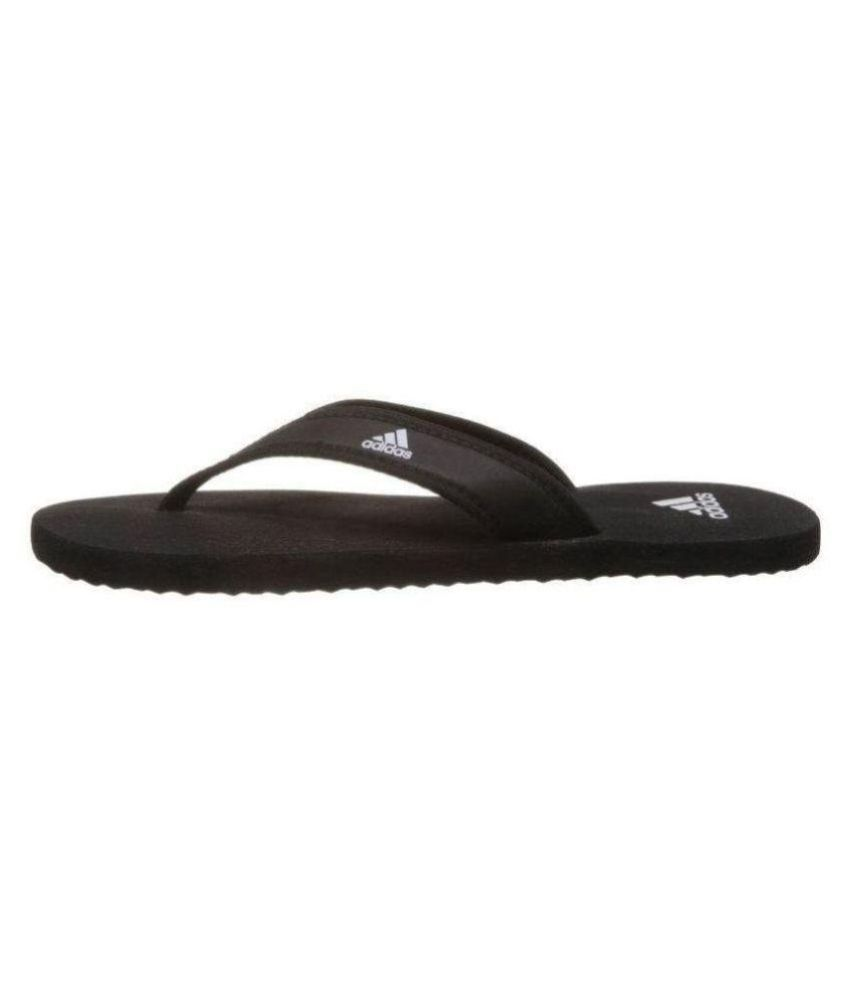 ... Adidas adi rio Black Daily Slippers ...