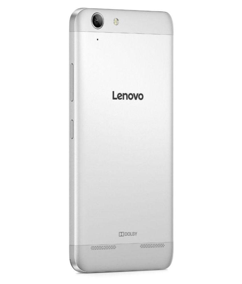 OPEN BOX Lenovo A6020A40 16GB Silver 2 GB 2 GB - Refurbished Mobiles ...