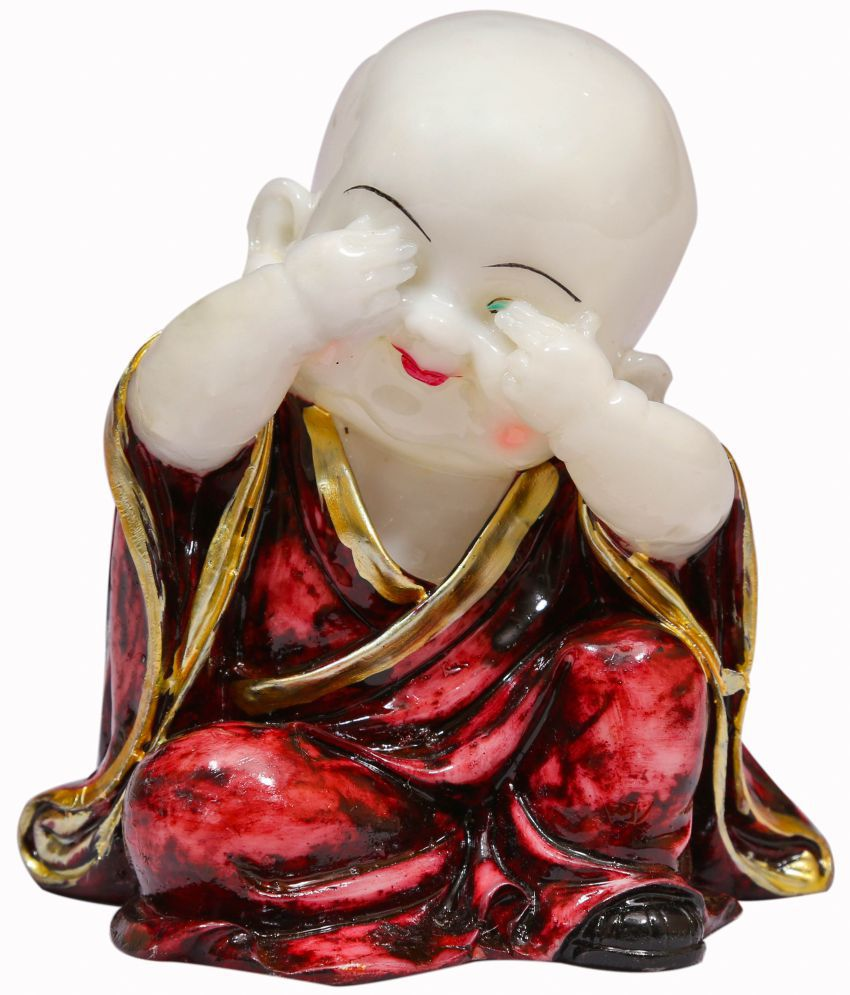 Foreve  collection Buddha Polyresin Idol