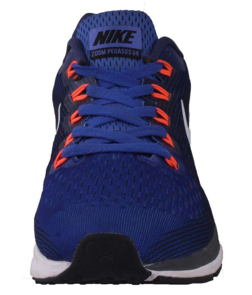 a9e3734c23 Nike Air Zoom Pegasus 34 Running Shoes - Buy Nike Air Zoom Pegasus ...