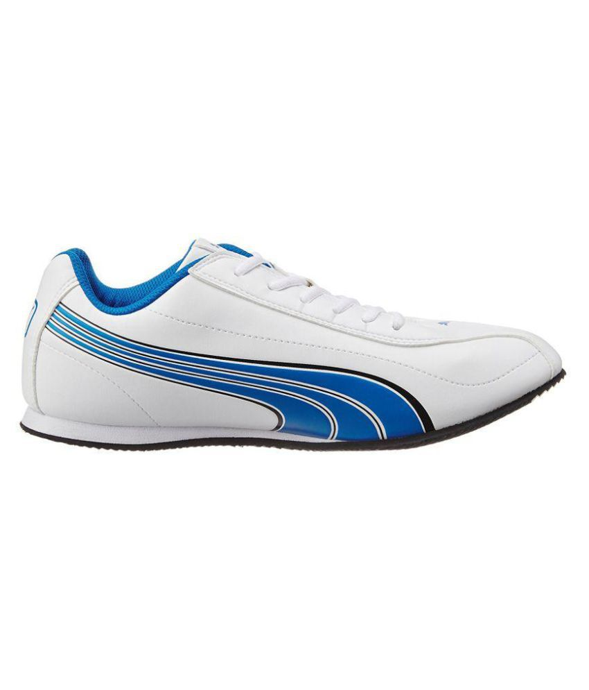Puma Men's Wirko XC 3 DP Sneakers White