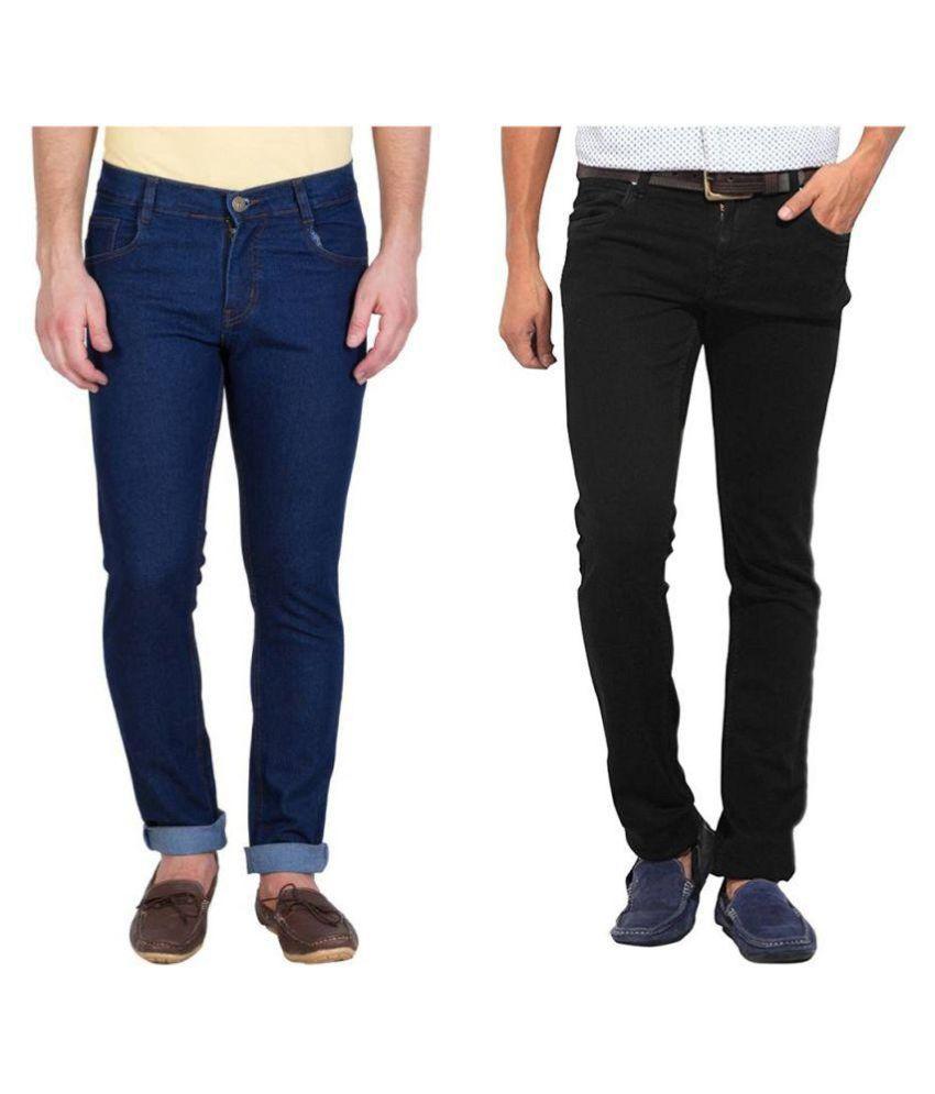 Stylox Multi Slim Jeans