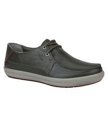 Woodland Gray Casual Shoes