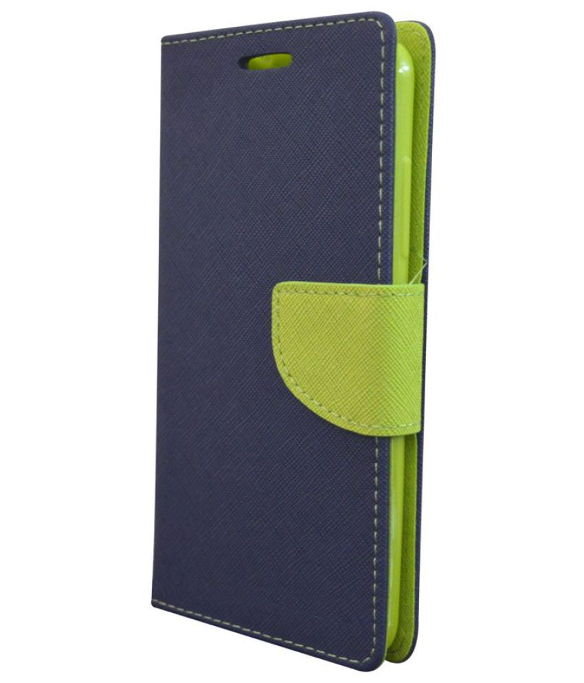 Nokia 5 Flip Cover by Coverage - Blue