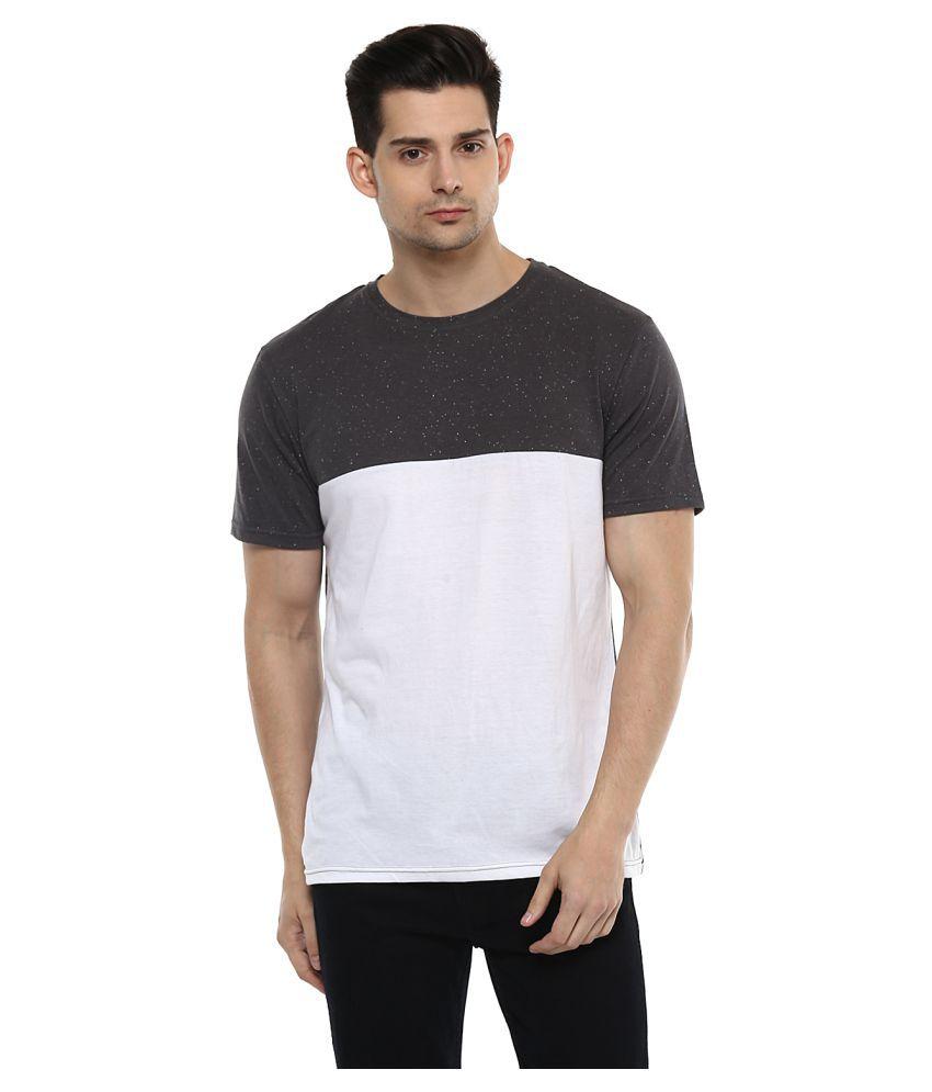 boqlomon Multi Round T-Shirt