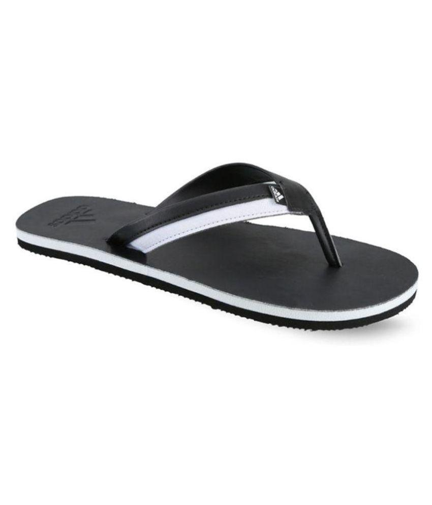 c50b7f955e04 Adidas Brizo 3.0 Black Thong Flip Flop Price in India- Buy Adidas ...