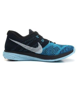 newest ef3af eb20a Nike Nike Flyknit Lunar 3 Running Shoes - Buy Nike Nike ...