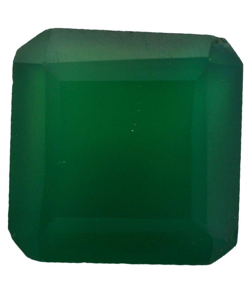 pitliya jewellers 2 -Ratti Self certified Green Onyx Semi-precious Gemstone