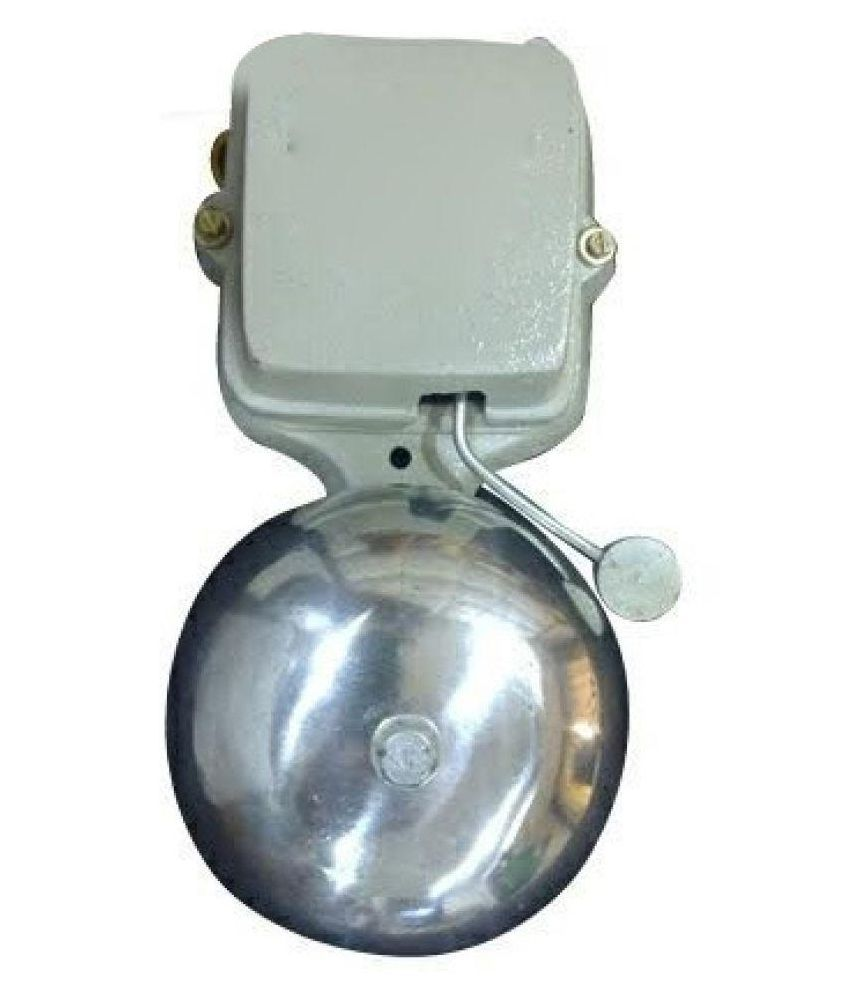swaggers Gong Electric Industrial School College Factory bell Wired ...