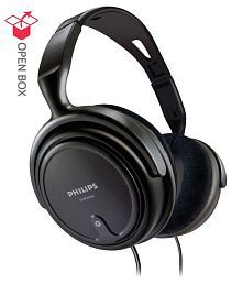 OPEN-BOX Philips SHL3095BL/94 DJ Style Monitoring Headphone with Mic