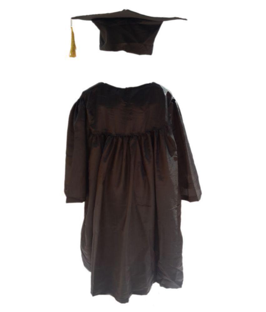 Kaku Fancy Dresses Graduation Gown/Degree Gown fancy dress for kids ...