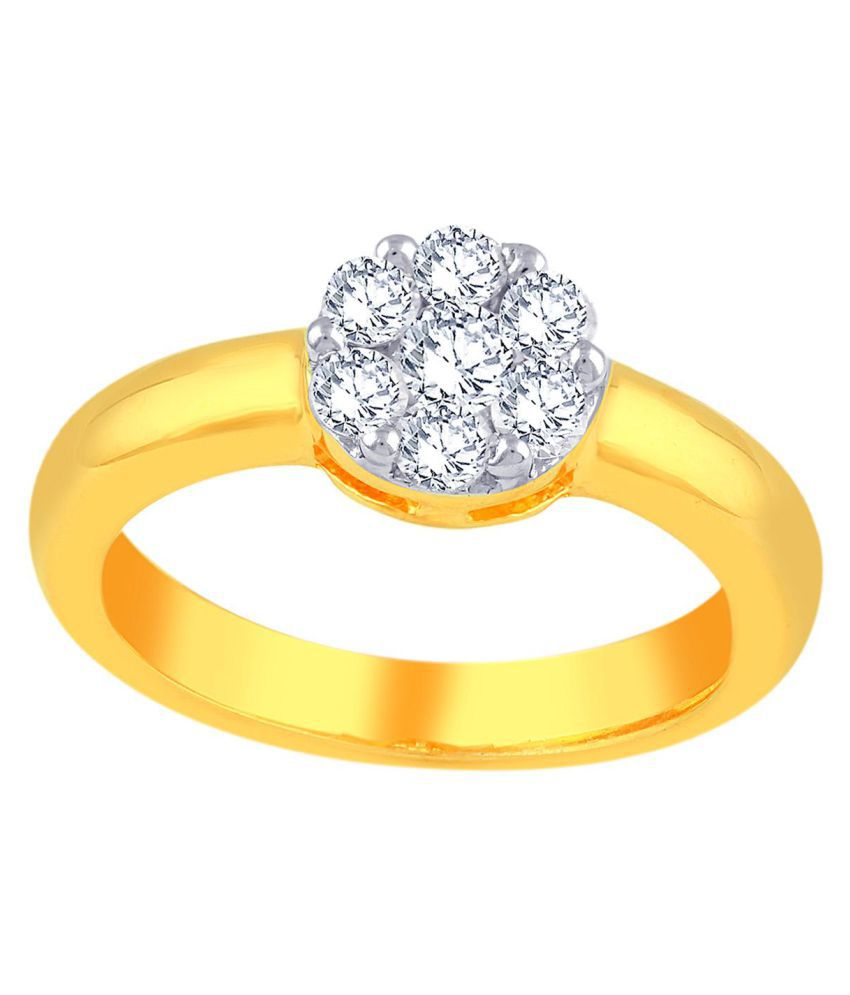 Nirvana 18k Gold Ring