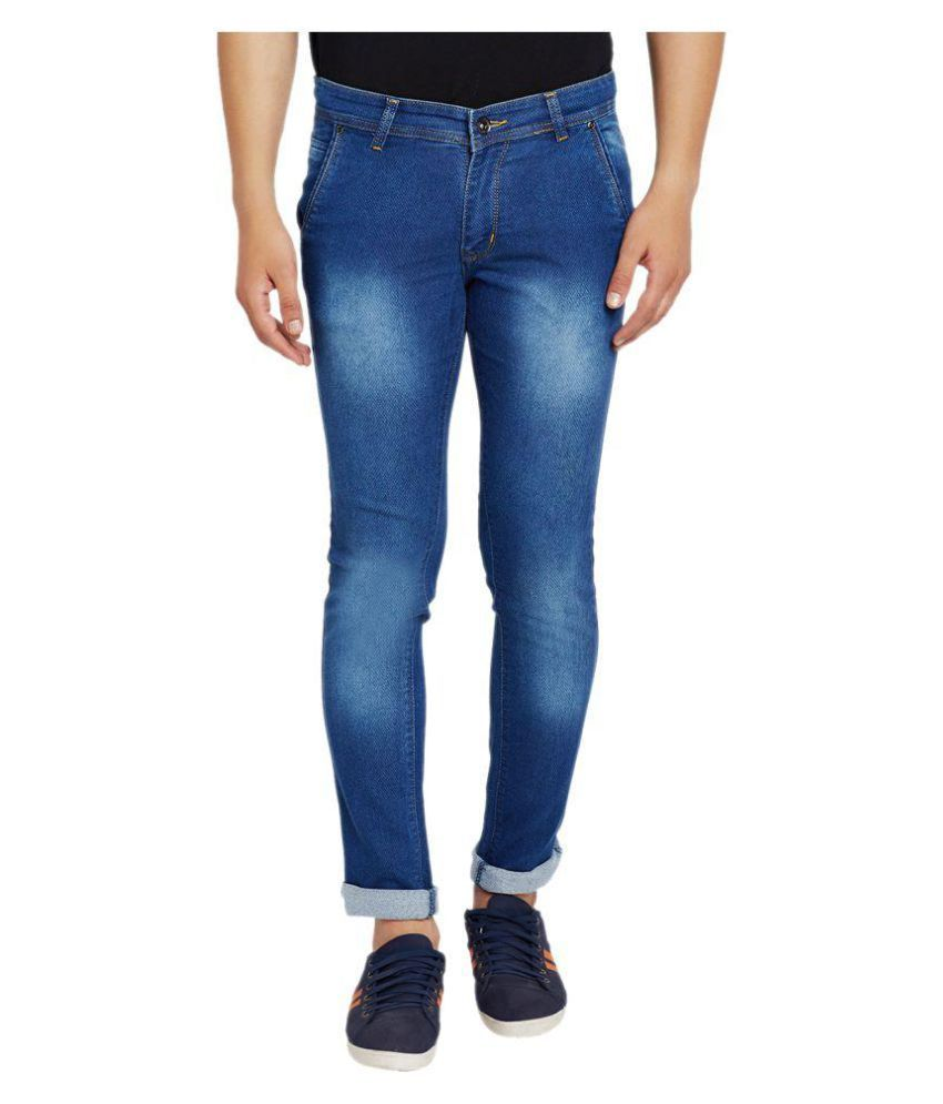 Stylox Light Blue Slim Jeans