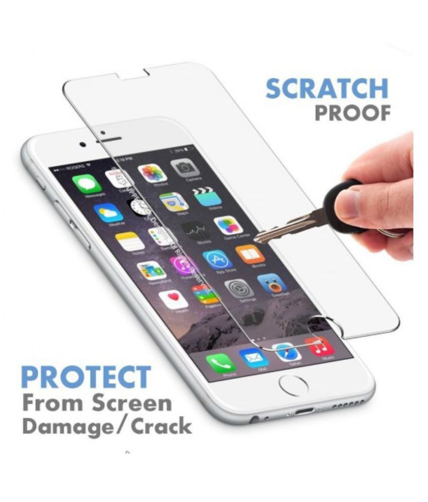 Apple iPhone 6 Tempered Glass Screen Guard By FrndzMart