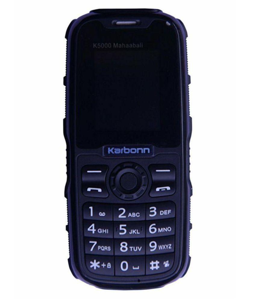 Karbonn K5000 Mahaabali 256 MB