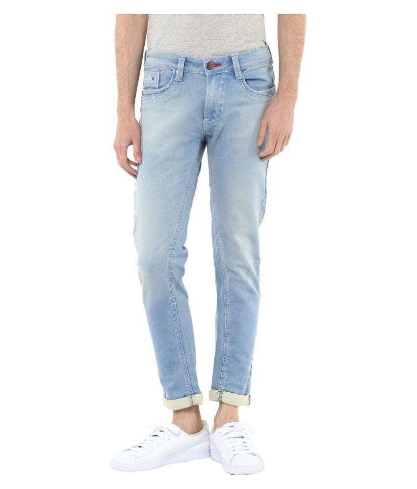 Code 61 Blue Super Skinny Jeans