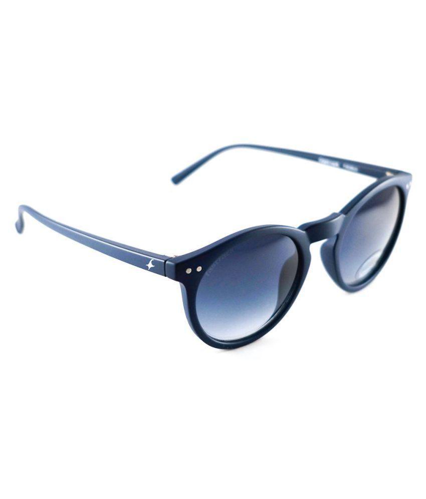 Fastrack ocean blue round sunglasses p383bu3 buy fastrack ocean blue round sunglasses - Ocean sunglasses ...