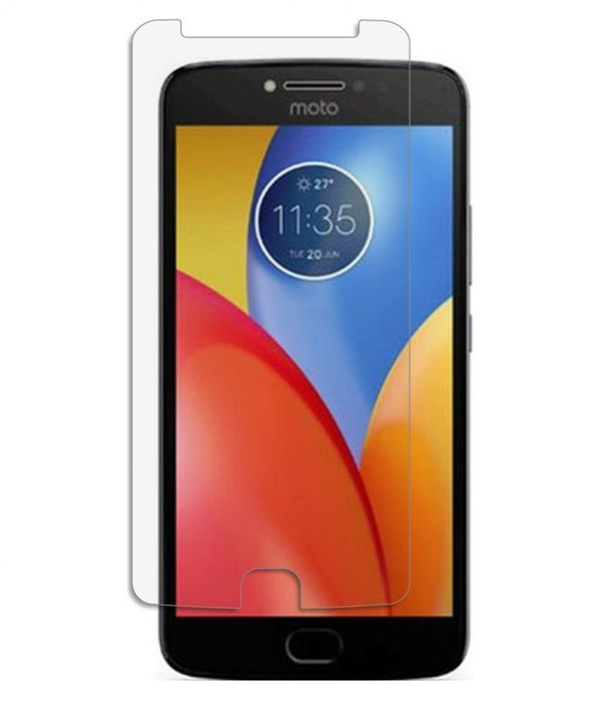 Motorola Moto E4 Plus Tempered Glass Screen Guard By Spectacular Ace