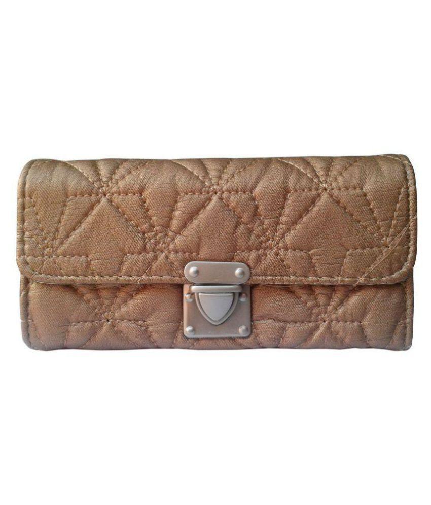 SANSHUL Brown Wallet