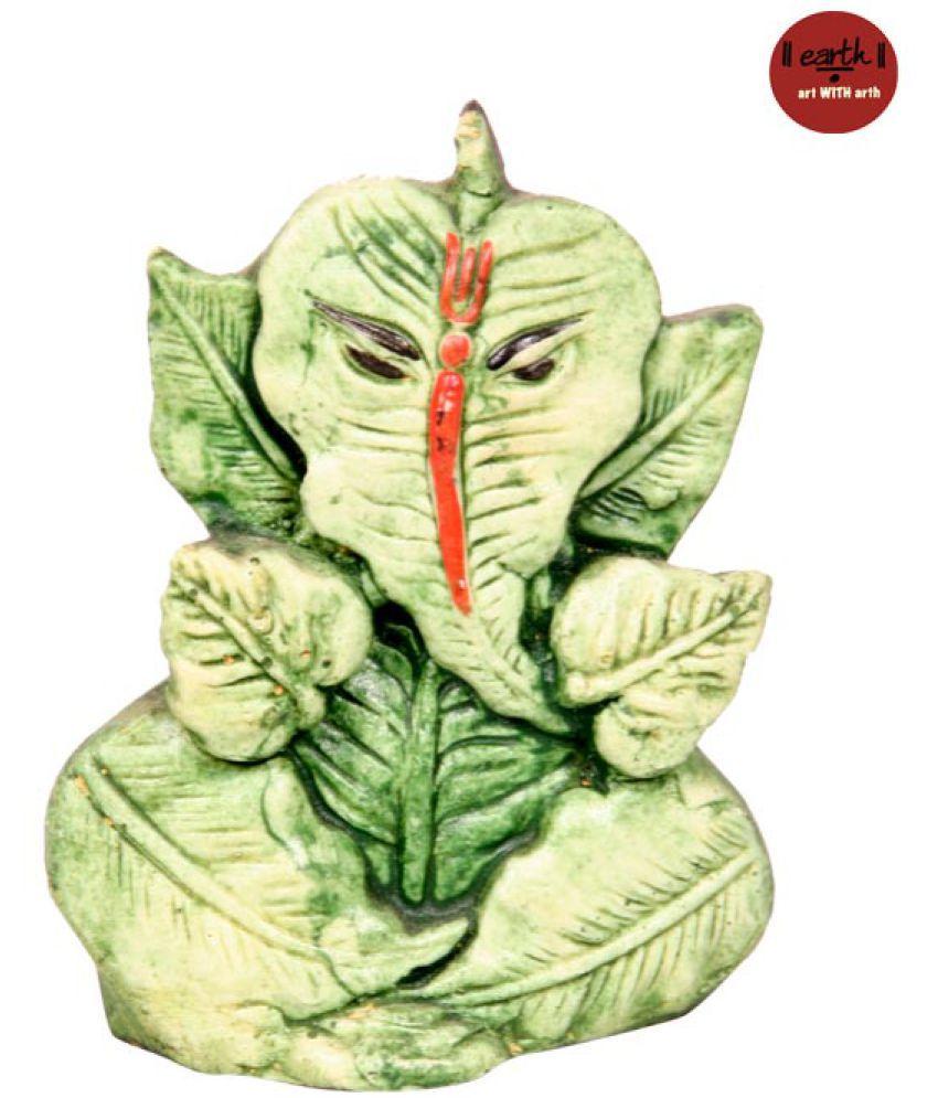 Earth Polyresin God Idol Vastra