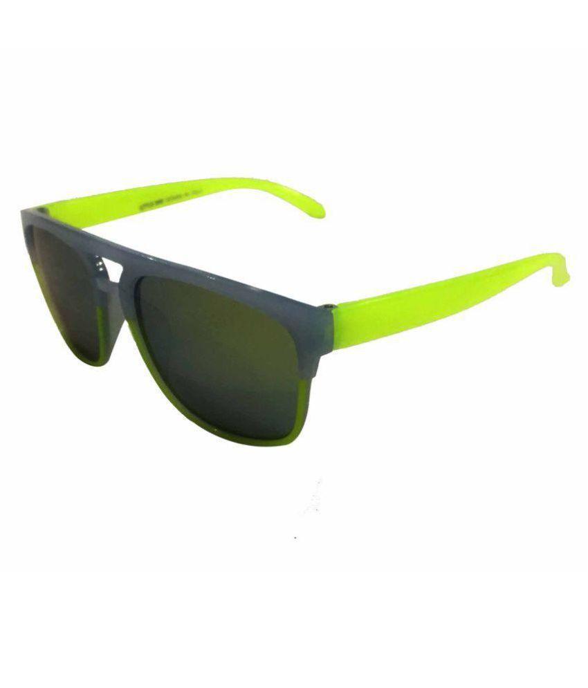 Fashionext Multicolor Wayfarer Sunglasses ( Trendy kids )