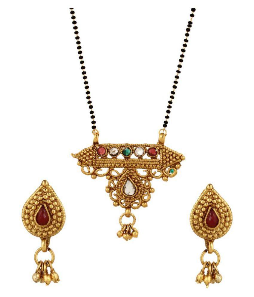 Khush Color Fashion 2017 Designer Mangalsutra