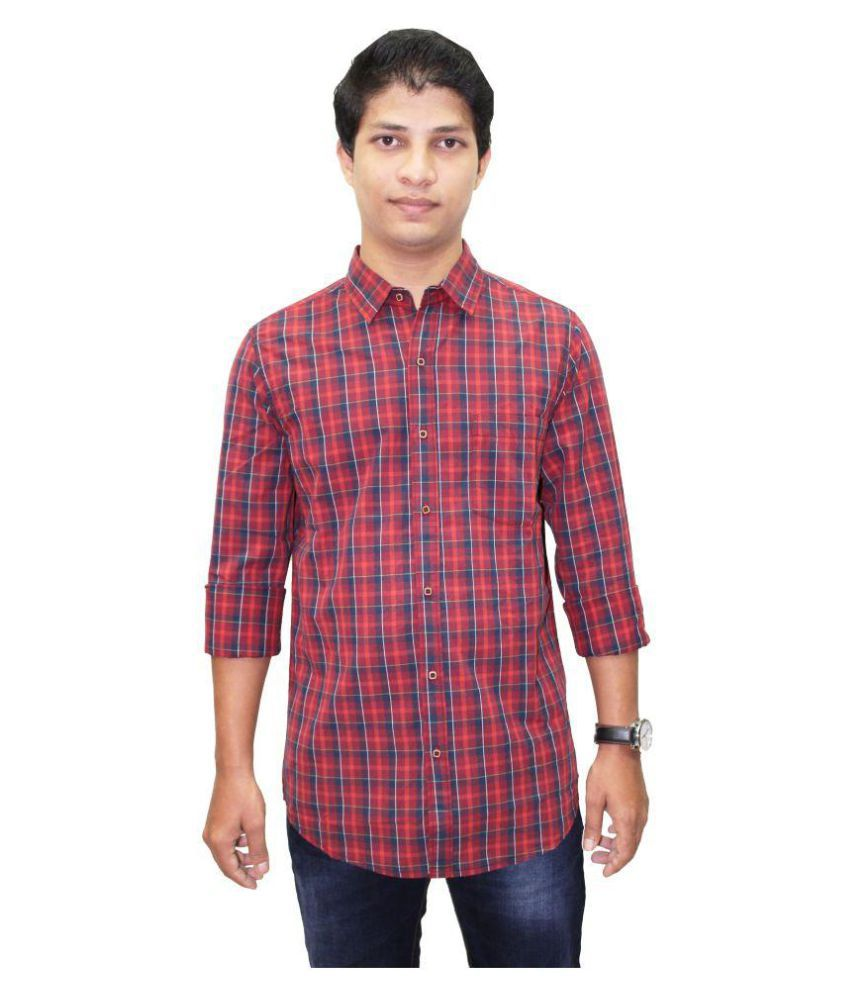 Southbay Multi Casual Slim Fit Shirt