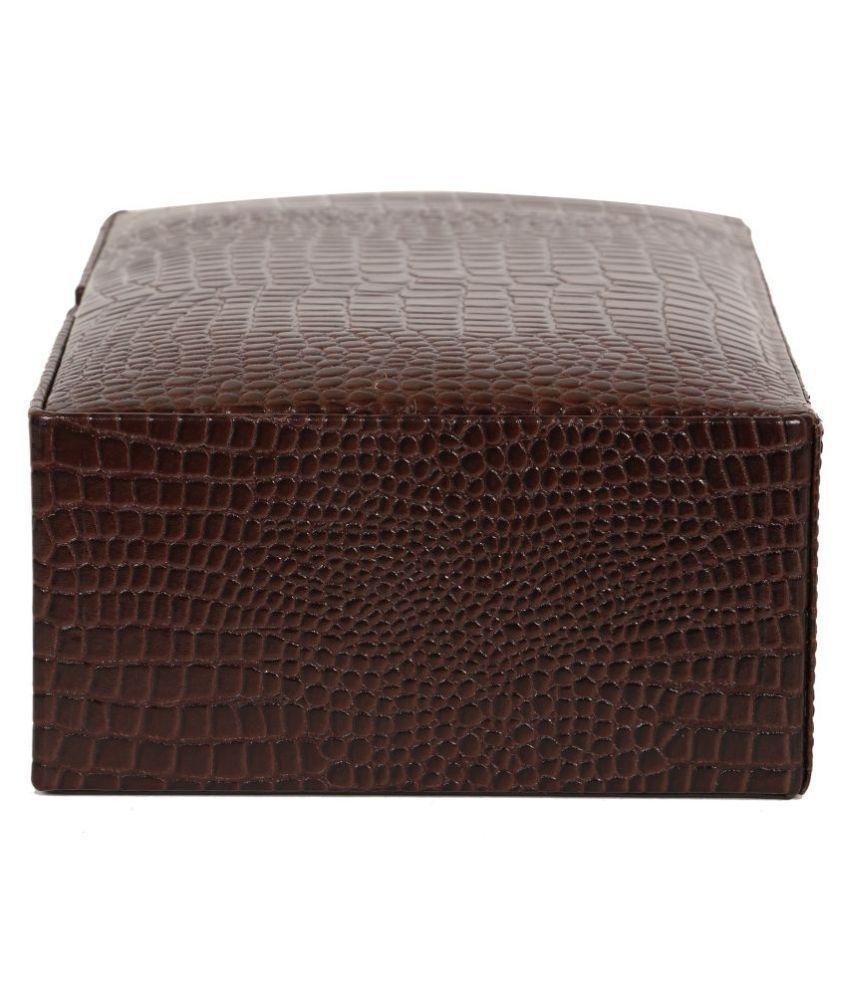 C Comfort Genuine  Leather Bangles  Box
