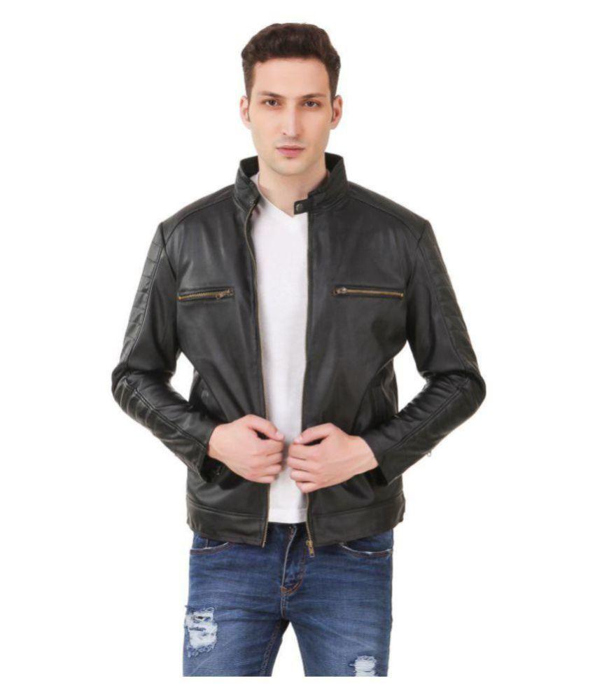 3feef6aa01b Leather Retail Black Leather Jacket Leather Retail Black Leather Jacket ...