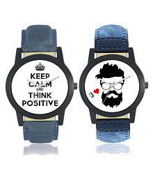 Men Foxter Stylist Designer Dail Amalog Watches (F-05-07)